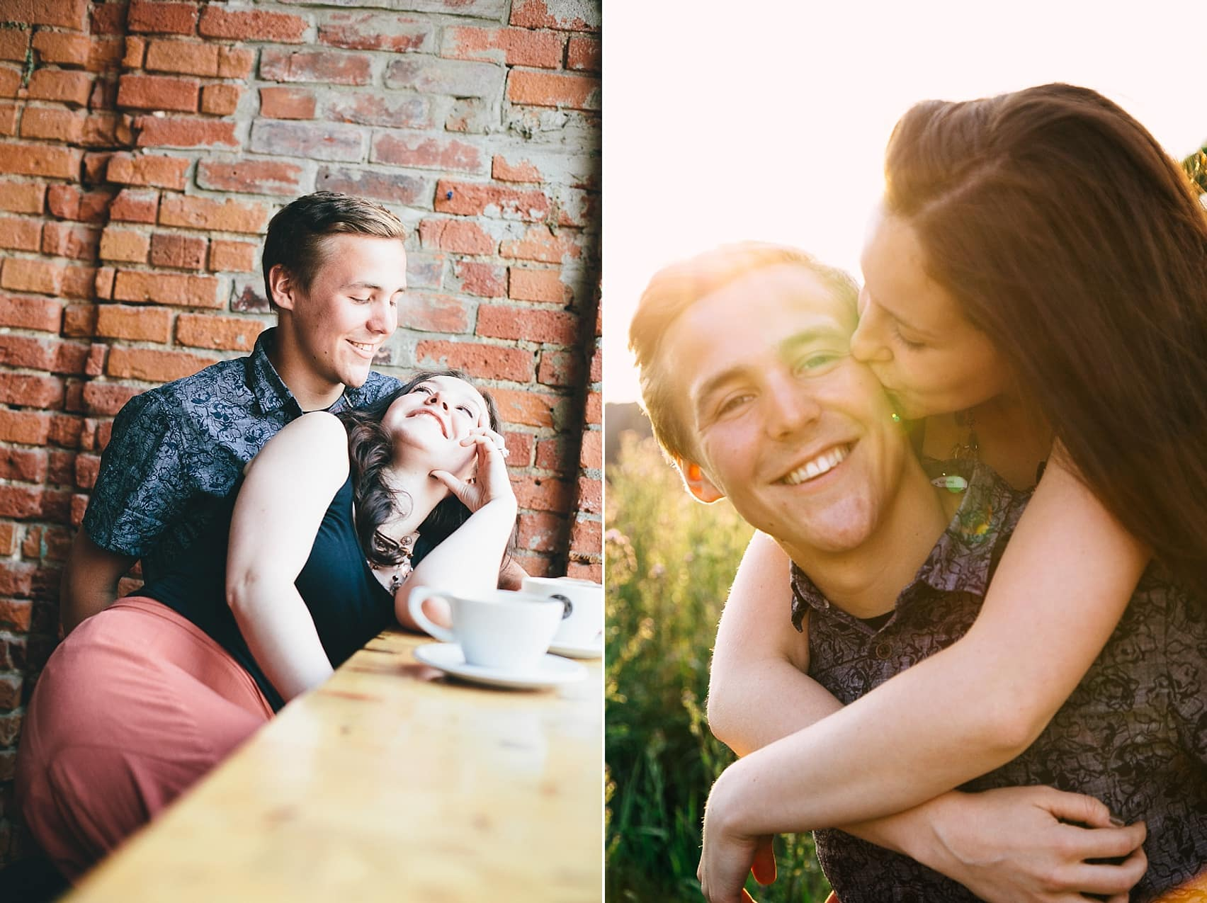 Michigan Wedding Photographers - ME+HIM Photography