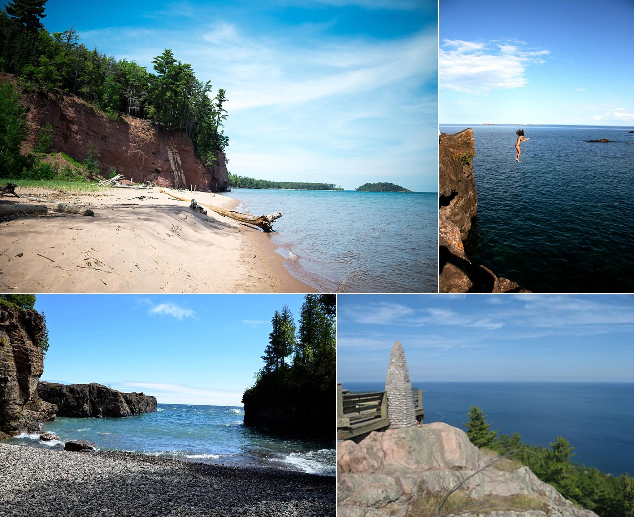Adventurous locations for your midwest session or for Honeymoon spots in michigan