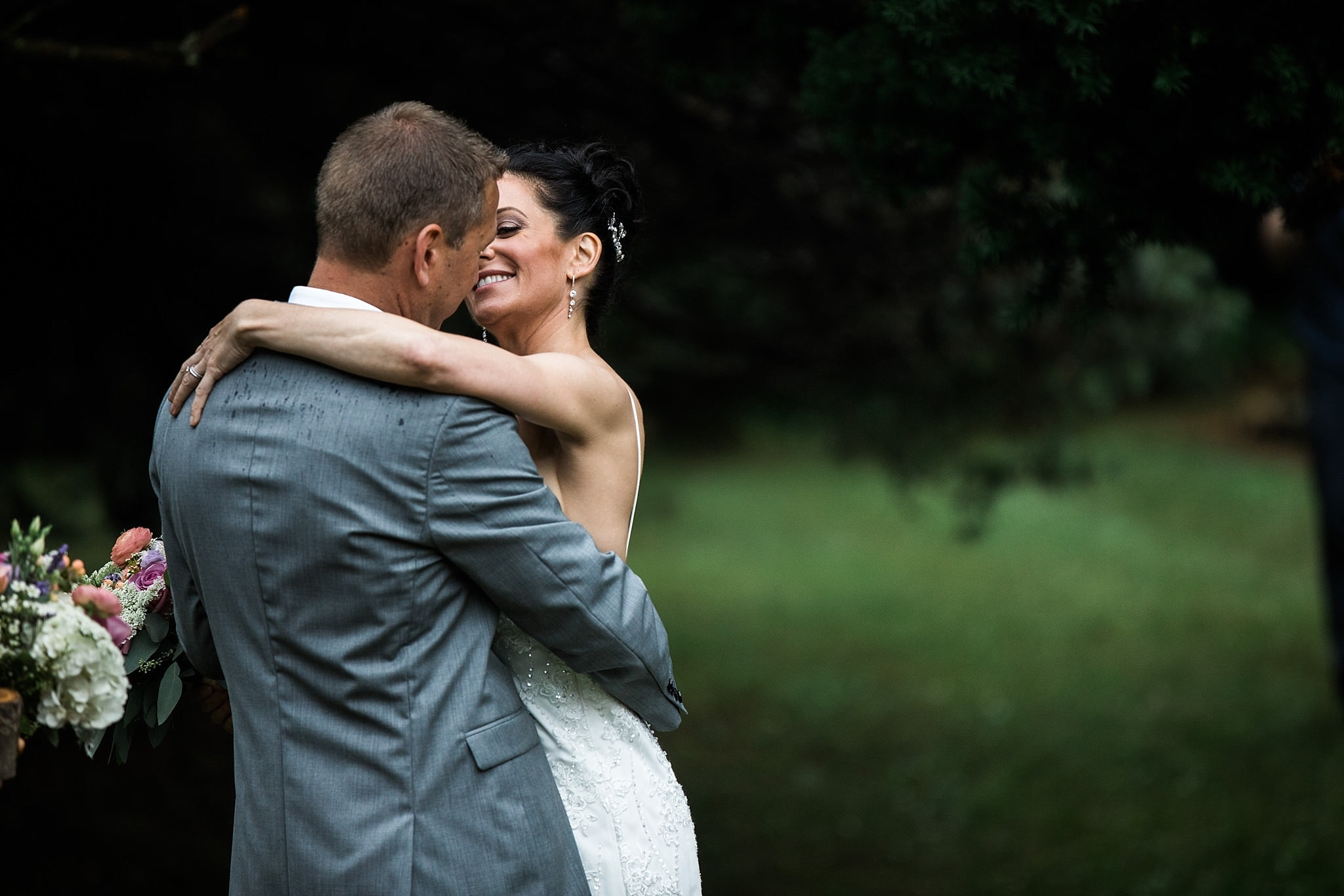 Farm Wedding Barn Wedding Backyard Wedding Intimate Wedding DIY Wedding michigan wedding photographer ME+HIM Photography