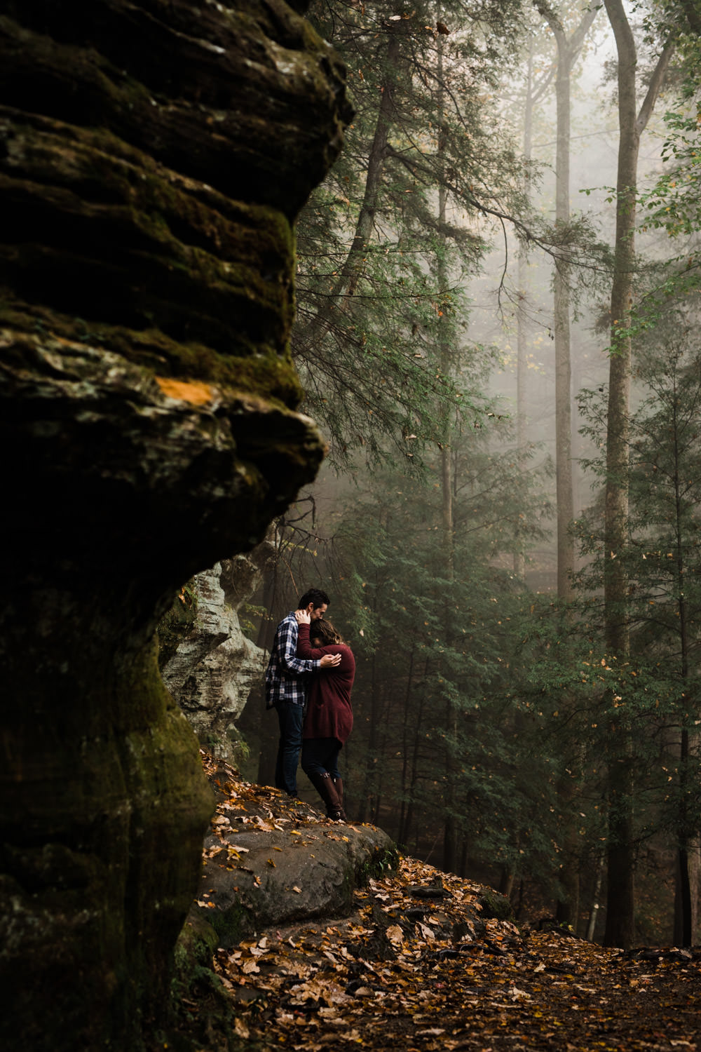 Adventure Destination Elopements and Travel Wedding Photography: ME+HIM are Michigan Wedding Photographers