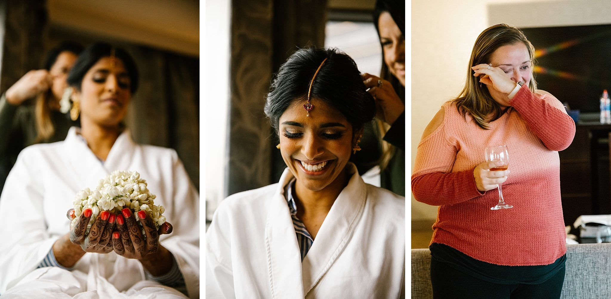 South Indian Wedding - Intimate Michigan Wedding Photographer | ME+HIM Photography